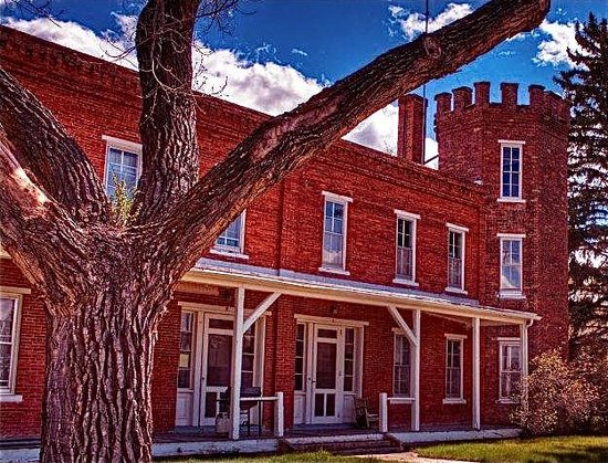 Havre, MT: Officers Quarters