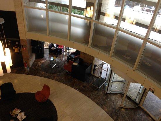Staybridge Suites Sao Paulo: Hall de entrada
