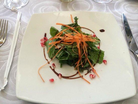 Omaggio: salad