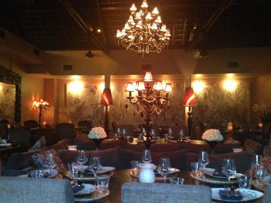 Sarong Restaurant : Sarong2