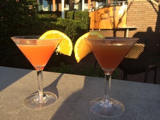 Prime Restaurant: a prime martini!