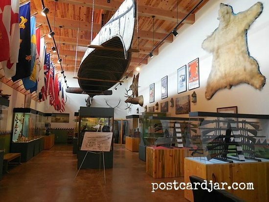 Museum of the Fur Trade: Inside the Museum