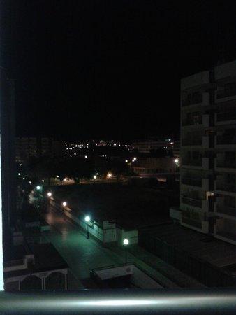 Hotel Las Pirámides: vistas