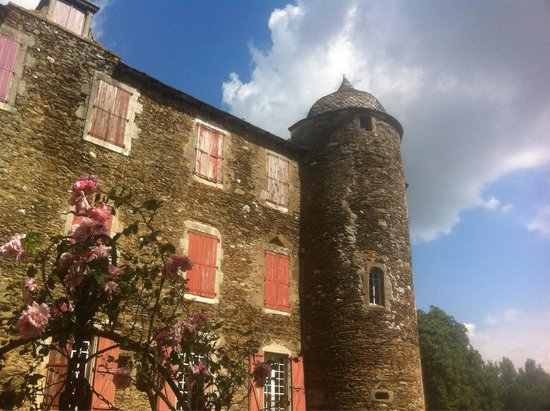 Château du Bosc, Demeure de Toulouse-Lautrec
