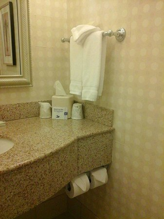 Hilton Garden Inn Killeen: Clean and No Complaints!!
