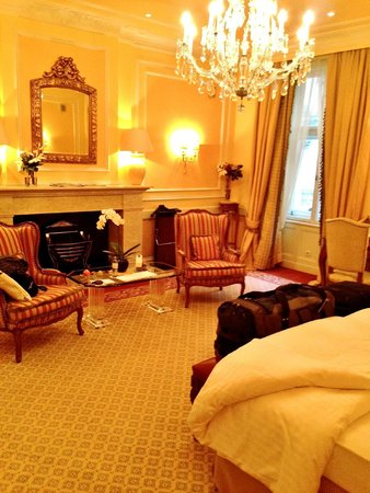 Hotel Sacher Wien : Jr. Suite