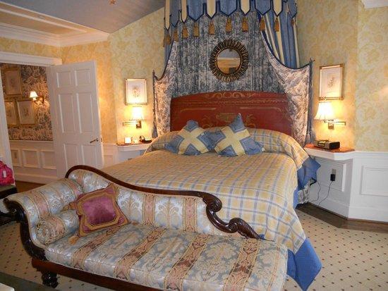 The Inn at Little Washington: Julia Child Room - Junior Suite