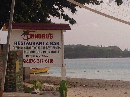 Negril Beach Club: The new Lingah