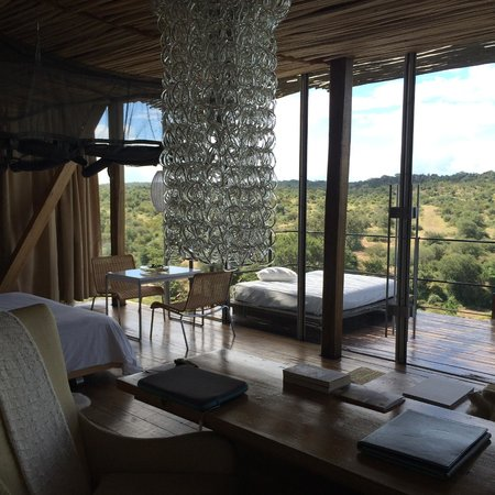 Singita Lebombo Lodge : Lebombo Lodge