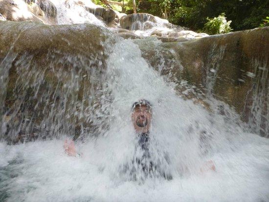 Dunn's River Falls and Park: Splash