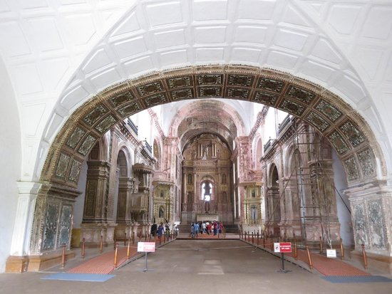 Church of St. Francis of Assissi: Entrance