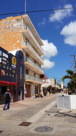 Hotel El Marques: centrico