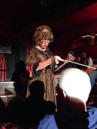 Sweet Fanny Adams Theatre: This teacher has some attitude!