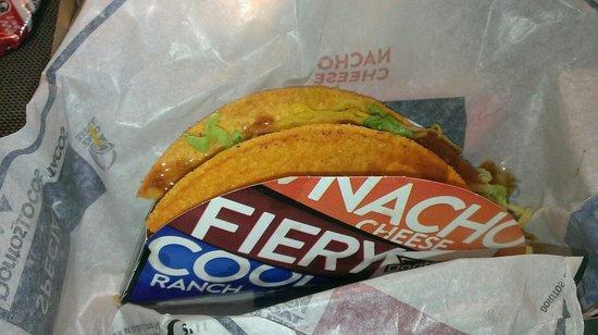 Taco Bell: Doritos Locos!