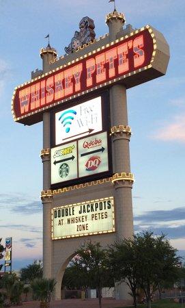 Whiskey Pete's Hotel & Casino: Free WiFi????? Not!