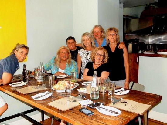 Black Skirt Restaurant: BEST DINNER EVER! Fantastic night with friends!