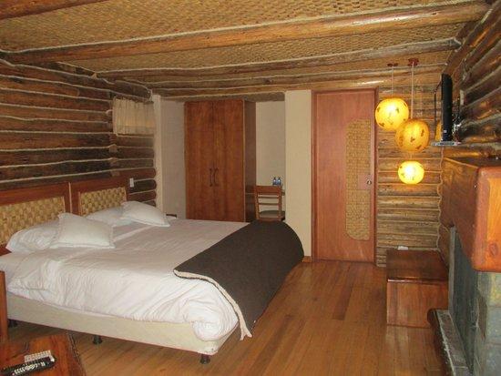 Hosteria Cabanas del Lago: Room