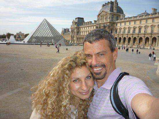 Louvre Museum: Us
