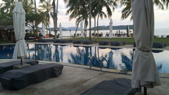 Casa del Mar, Langkawi: By the pool