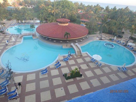 Be Live Experience Varadero : la piscine