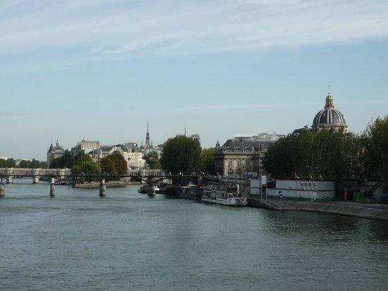 Río Sena: River Seine