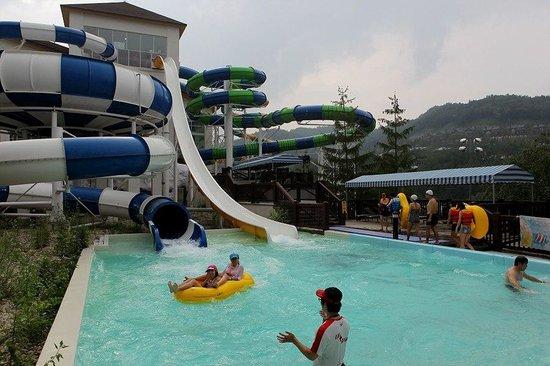 Peak Island Yongpyeong Water Park