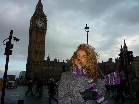 Big Ben: Blustery Day