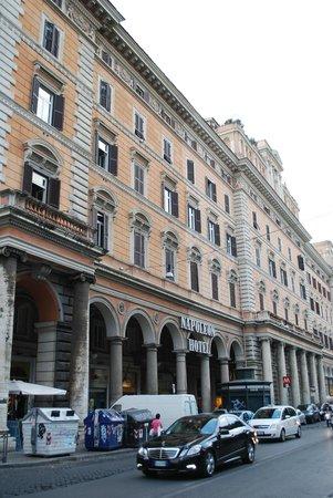 Hotel Napoleon: Street View