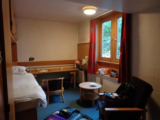 Trinity College Campus: Single room with ensuite
