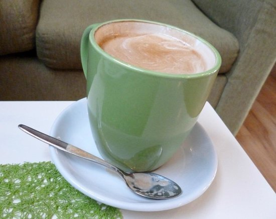 big green mug of coffee picture of the big green cup cafe bungendore tripadvisor. Black Bedroom Furniture Sets. Home Design Ideas