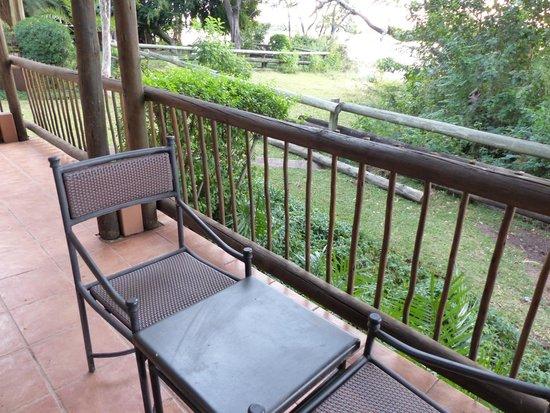Chobe Marina Lodge : Balcony
