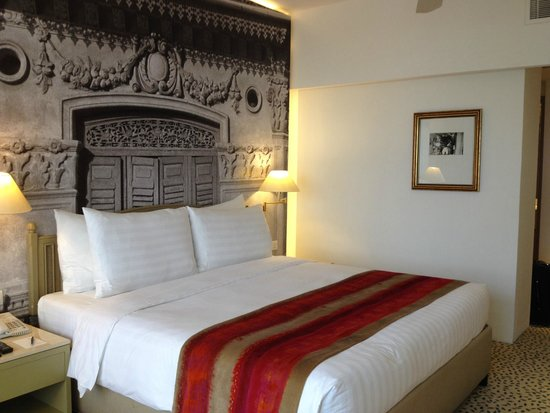 Goodwood Park Hotel : Our room