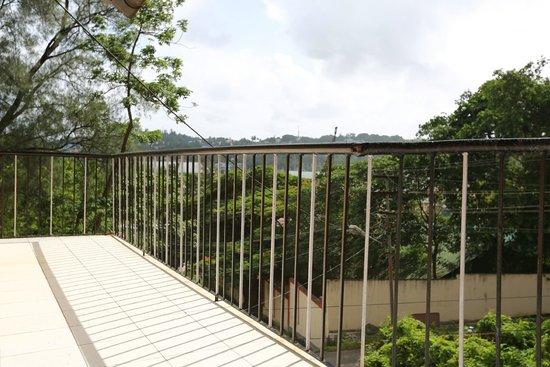 Aashiaanaa Residency Inn: Balcony View