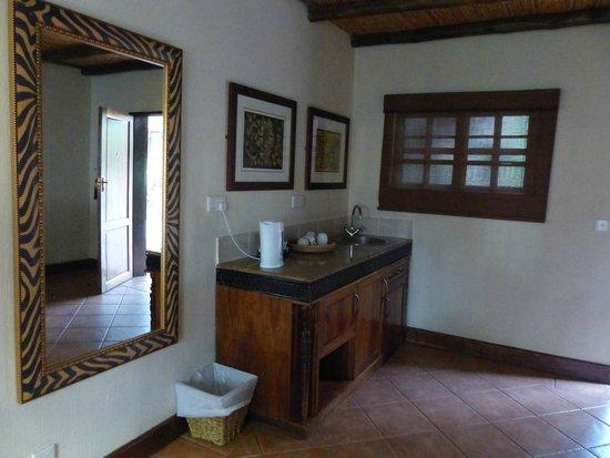 Chobe Marina Lodge : Kitchenette