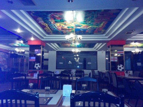 Lopburi Inn Hotel: Restaurant