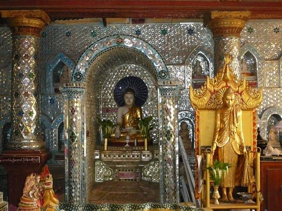 Nga Phe Kyaung Monastery: beautiful.