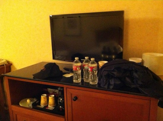 Red Lion Hotel Eureka: TV