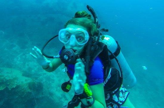 Scuba Junction Diving Co. Ltd: Wreck dive