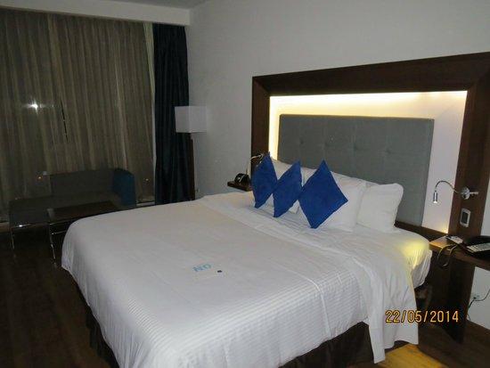 Novotel Panamá City: Habitacion
