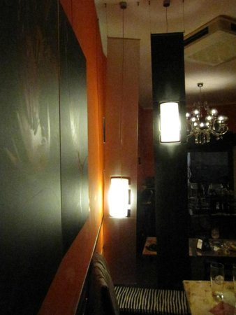 Dammideltu : quell'angolo di luci soffuse...utili ai timidi