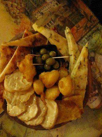 Dammideltu : stuzzichini stuzzicanti genova oh my..food