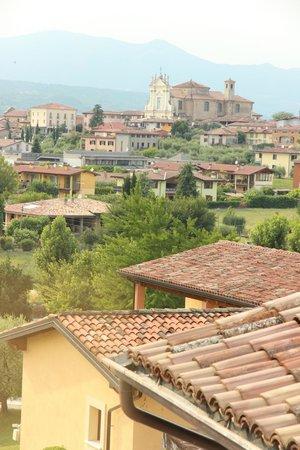 Garni del Gardoncino: נוף מהחדר