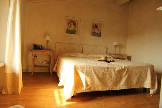 Garni del Gardoncino: החדר