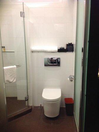 Butterfly On Morrison: トイレは流れがイマイチ
