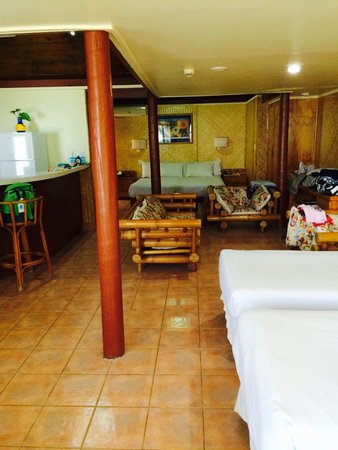 The Rarotongan Beach Resort & Spa: Deluxe Beachfront Suite