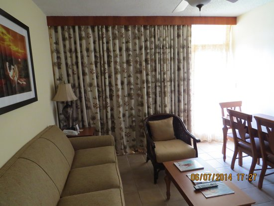 La Cabana Beach Resort & Casino: one bedroom 341A