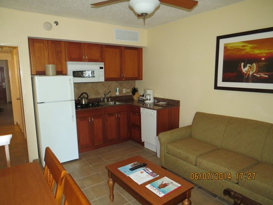 La Cabana Beach Resort & Casino: one bedroom 341A