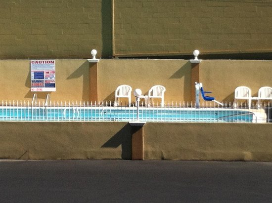 Quality Inn: nice pool