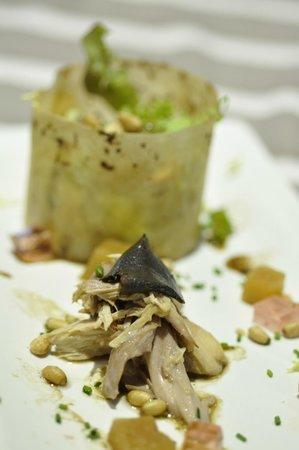 Restaurante Melanosporum: Partridge