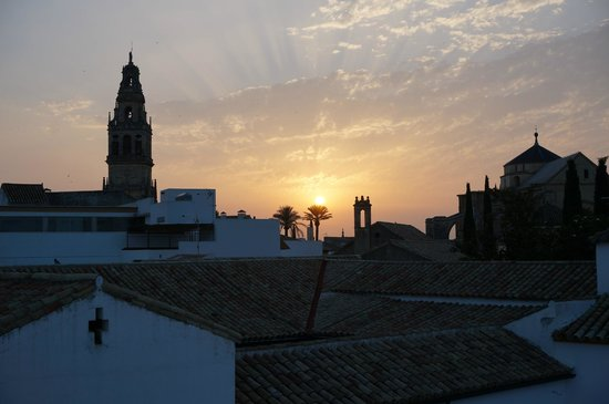 Las Casas de La Juderia : Aussicht aus dem Zimmer